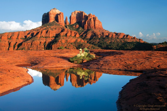 Cathedral-Rock Sedona