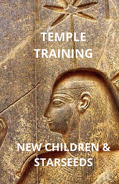 Temple Training New Children and Starseeds
