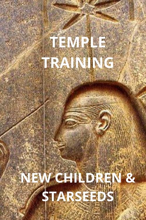 Temple Training Starseeds