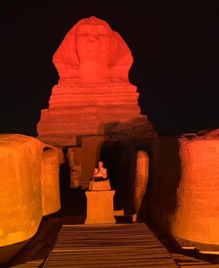 Egypt 2018 Stargates, Portals and Connection to Atlantis