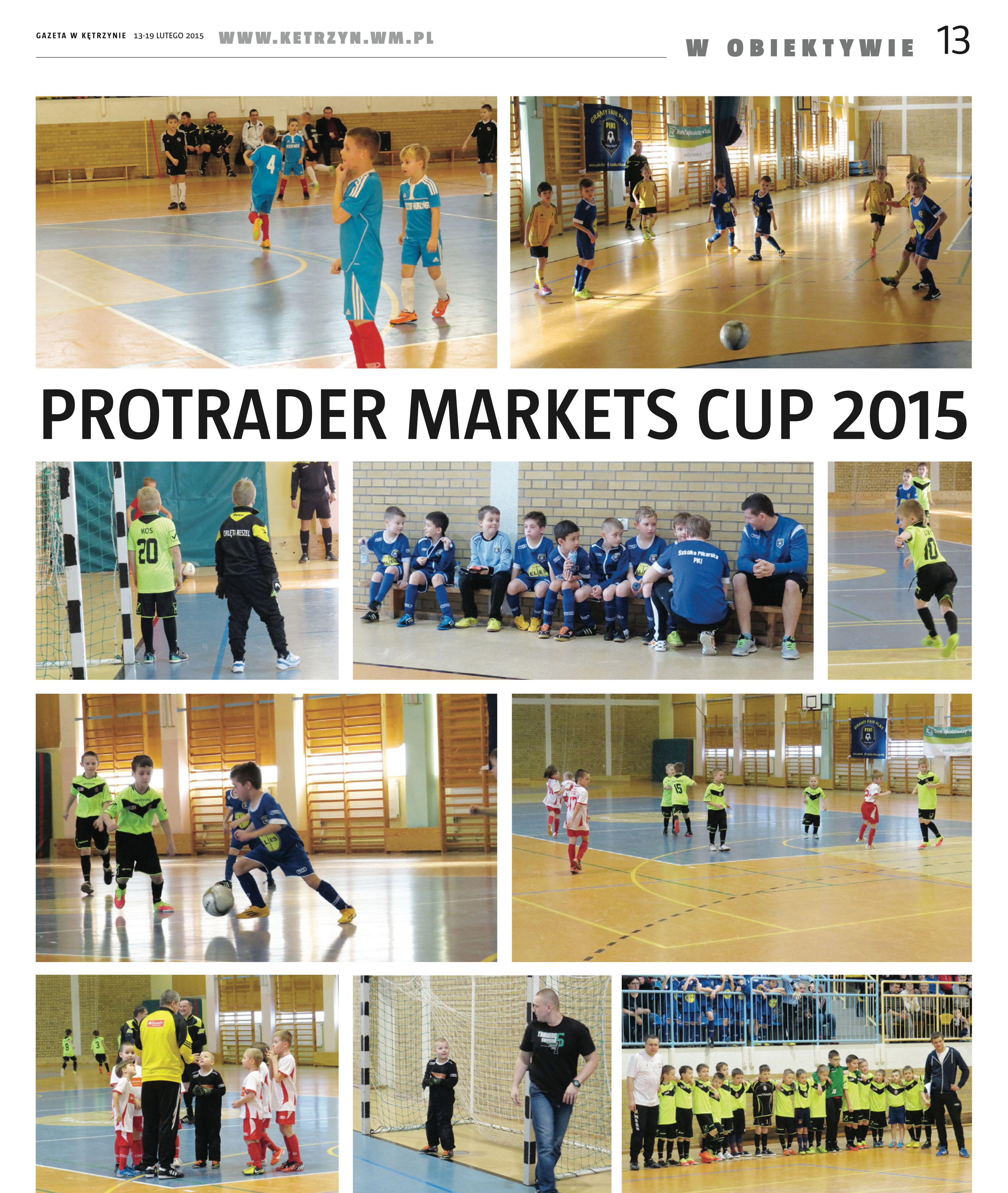 2015.02.13 - Protrader Masters Cup 2015 - e-gazeta www.ketrzyn.wm