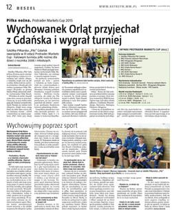 Protrader Masters Cup 2015 - e-gazeta www.ketrzyn.wm