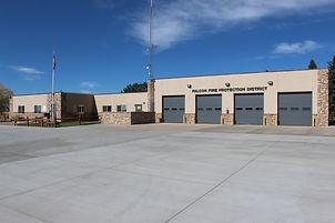 Falcon Fire Station 3
