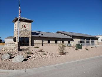 Falcon Fire Station 4