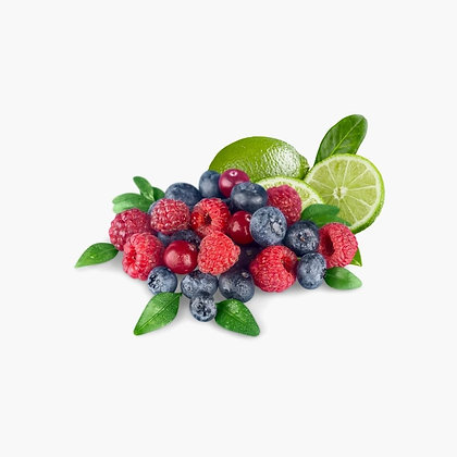 7DAYS Forest berries 60g (אוכמניות יער, דובדבן וליים)