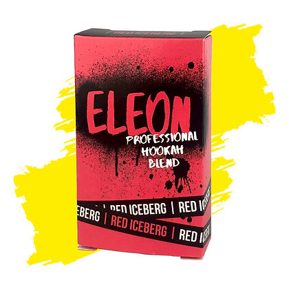 ELEON Red iceberg - טבק תה