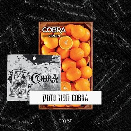 Cobra Sweet Orange - טבק תה
