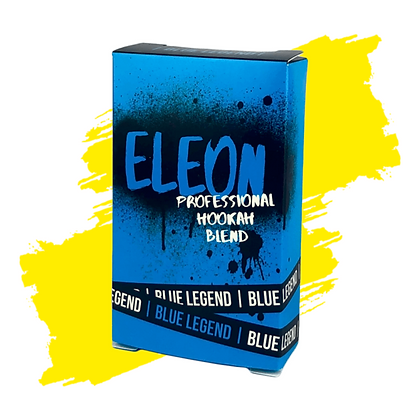 ELEON blue legend - טבק תה