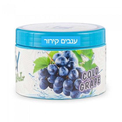FLY Cold Grape -  תערובת פרימיום לנרגילה בטעם ענבים קירור