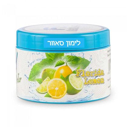 FLY Florida Lemon -  תערובת פרימיום לנרגילה בטעם לימון סאוור