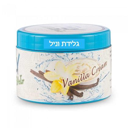 FLY Vanilla Cream -  תערובת פרימיום לנרגילה בטעם גלידת וניל