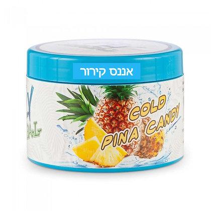 FLY Cold Pina Candy -  תערובת פרימיום לנרגילה בטעם אננס קירור
