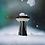 Thumbnail: ראש לנרגילה - ZANABAQ Penta Snow White