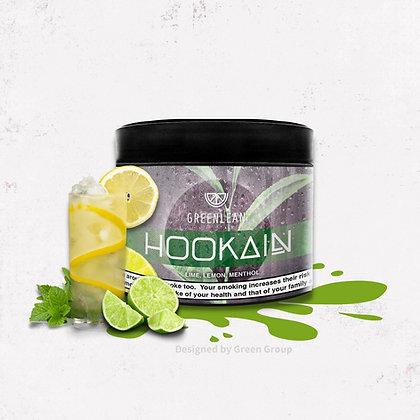 Hookain 60g - Green Lean - טבק לנרגילה