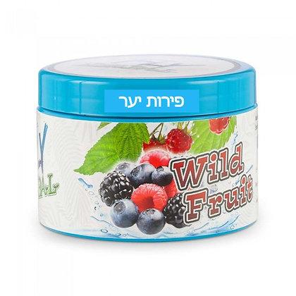 FLY Wild Fruits -  תערובת פרימיום לנרגילה בטעם פירות יער