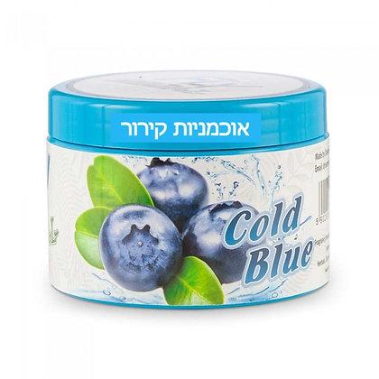 FLY Cold Blue -  תערובת פרימיום לנרגילה בטעם אוכמניות קירור