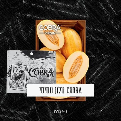 Cobra Melon - טבק תה