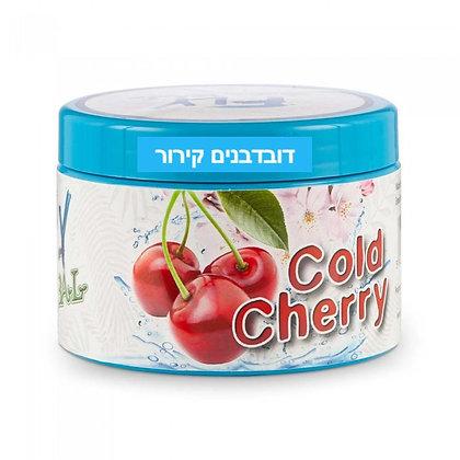 FLY Cold Cherry -  תערובת פרימיום לנרגילה בטעם דובדבנים קירור