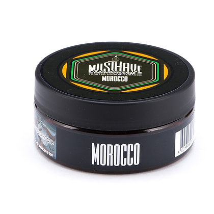 MUST HAVE 60G MOROCCO