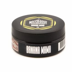 טבק לנרגילה - MUST HAVE 60G BANANA MAMA