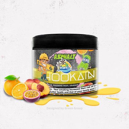 Hookain 60g - Asphalt Manta Erotic - טבק לנרגילה