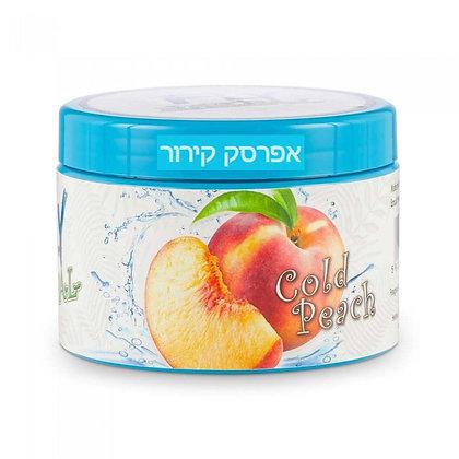 FLY Cold Peach - תערובת פרימיום לנרגילה בטעם אפרסק קירור