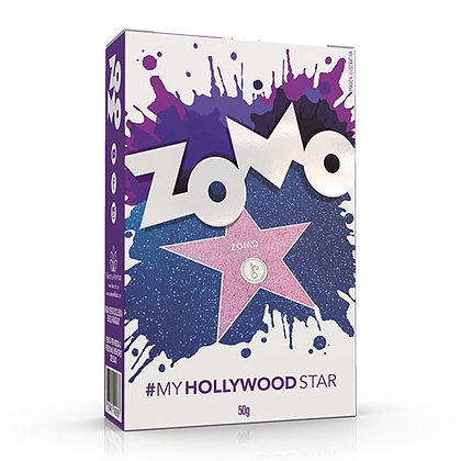 Zomo Hollywood Star - תות, פסיפלורה, הדרים וקירור