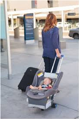 Travelmate - Car seat trolley