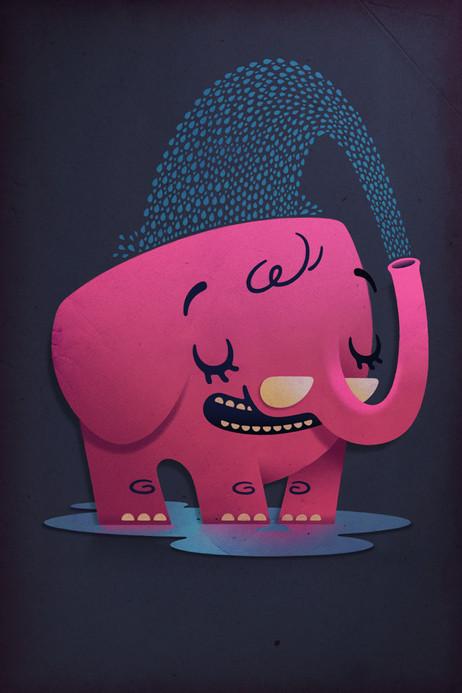 Pink Pachyderm