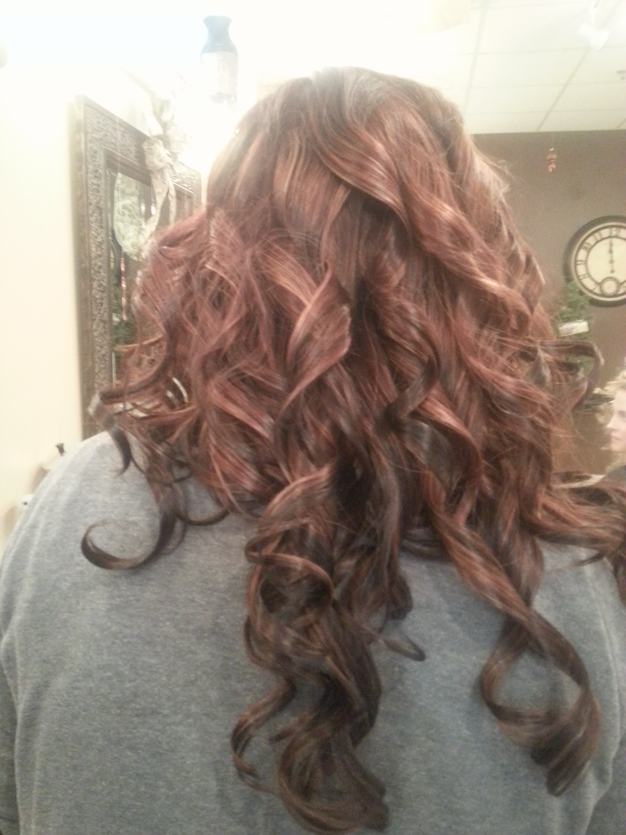 Soft Curls by Susanne
