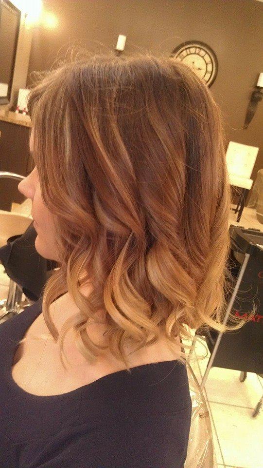 Soft curls by Alyssa