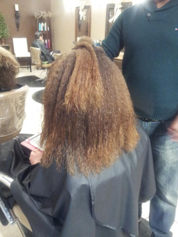 Brazilian before by Terrence