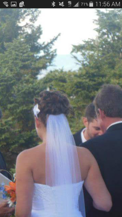 Bridal Updo by Shalyn