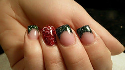 Holiday nails by beth
