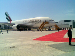 Emirates Entry into Service