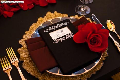 Luxury Event Stationery