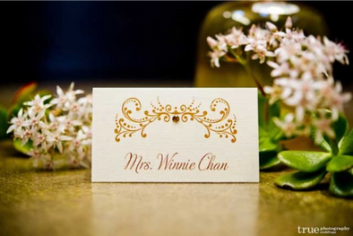 Palm Beach Event Stationery Luxury Weddi