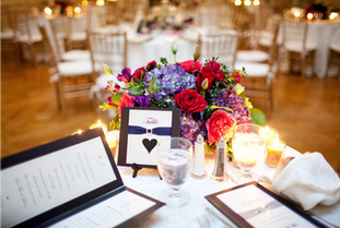 Boca Raton Wedding Invitation Reception
