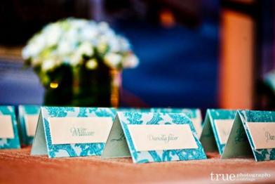 Boca Raton Wedding Venue Place Cards Rec