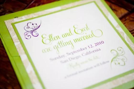 Boca Raton Wedding Invitations Custom De