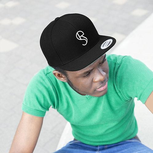The Hat - Casquette snapback avec logo Rochson brodé