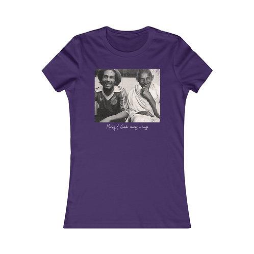 The Peace - Tee-shirt Femme