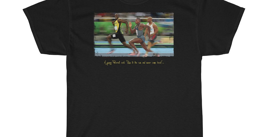 The Race - Teeshirt Homme