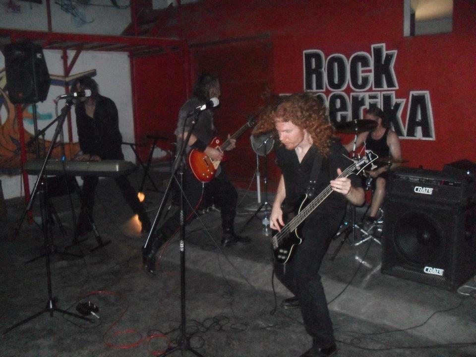 Rock Amerika, Monterrey, MX - 2012