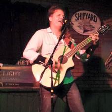 Performing at Tir na Nog Daytona Beach, FL