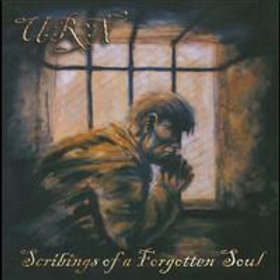 Scribings of a Forgotten Soul CD