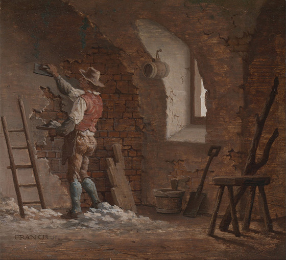 The History of Plastering