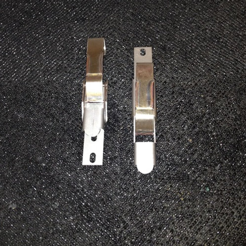 Stainless Steel Clips/ sold in sets