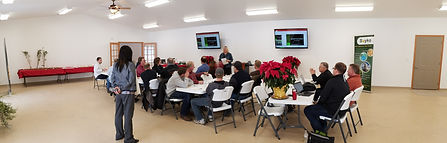 Annual Soyko's growers meeting