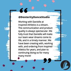 dex dance review